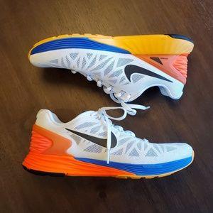 Nike Lunar glide 6, size 8 men/9.5 women